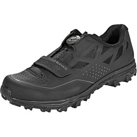 PEARL iZUMi X-Alp Elevate Shoes Herre black/black